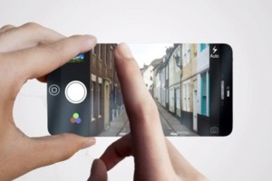 Iphone6 concept mockup