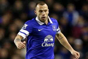 Johnny Heitinga Everton