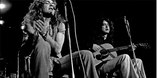 Led Zeppelin: Ranking Their Studio Albums From Worst To Best