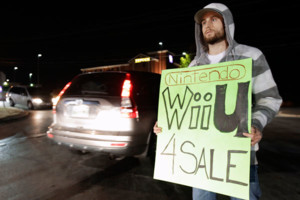 Nintendo Wii U Sale