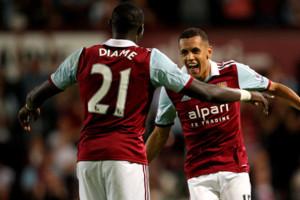 Ravel Morrison Mohammed Diame West Ham