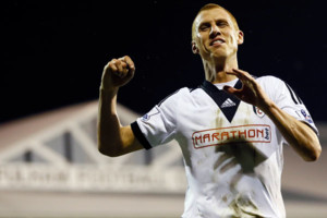 Steve Sidwell Fulham