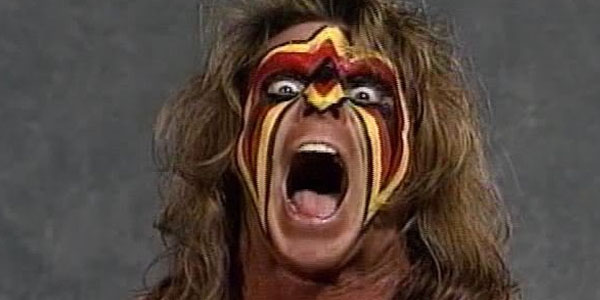 copyright The Self Destruction Of The Ultimate Warrior DVD