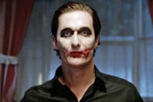 Matthew Mcconaughey Joker
