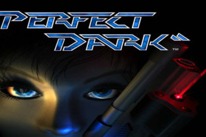 Perfect Dark Cover Art