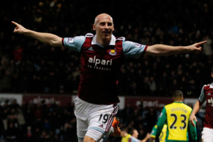 James Collins West Ham
