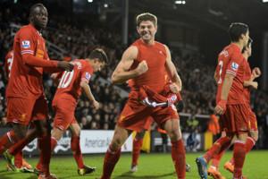 Liverpool Steven Gerrard