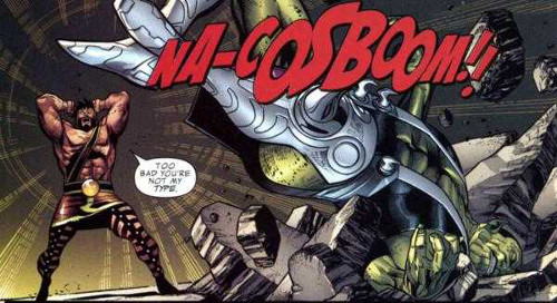 21 weirdest examples of comic book sound effects