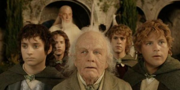 The lord of the rings 8 endings