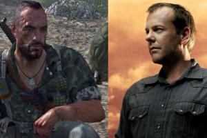 Kiefer Sutherland Call Of Duty