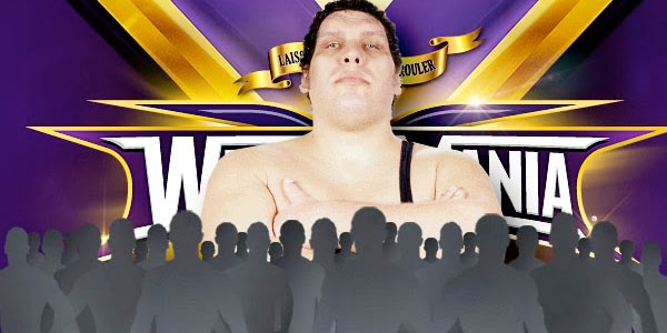 Andre The Giant Memorial