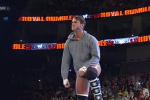 Cm Punk Royal Rumble