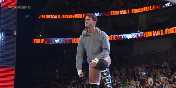 Copyright: WWE Royal Rumble 2014 Blu-ray
