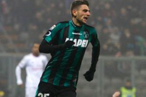 Dominic Beradi Sassuolo