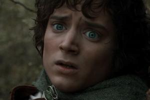 Frodo Lord Of The Rings Elijah Wood