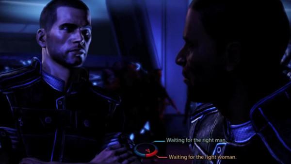 Mass Effect 3 Dialogue Wheel
