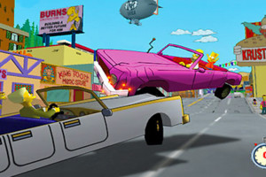 Simpsons Road Rage1