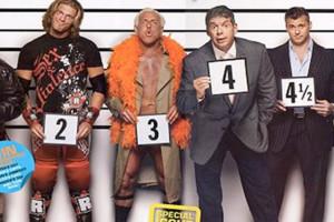 Wrestling Mugshots