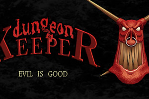 Dungeon Keeper Logo