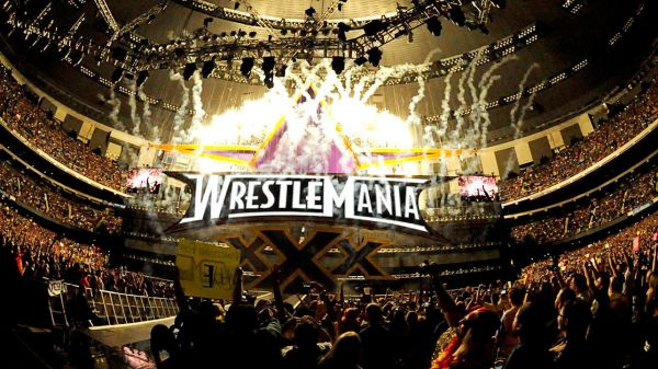 Wwe wrestlemania 30 10 best moments for Mercedes benz superdome wrestlemania 30
