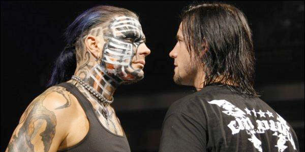 CM Punk And Jeff Hardy Had A Commercially Critically Successful Programme Over The World Heavyweight Championship In Summer Of 2009