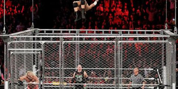 Watch WWE The Greatest Independent Steel Cage Match 10/25/20
