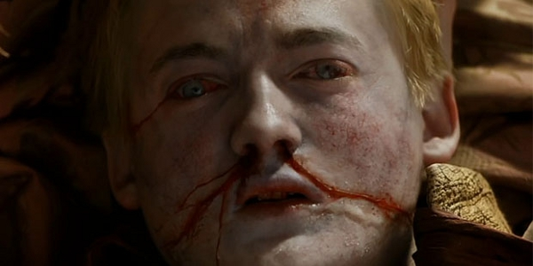 3. Joffrey Gets What He Deserves(Game Of Thrones - Season 4, Episode 2)