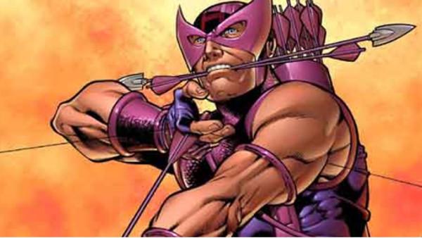 Hawkeye Clint Barton