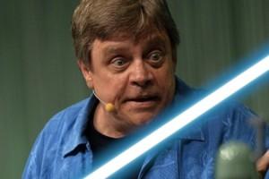Mark Hamill Star Wars Old