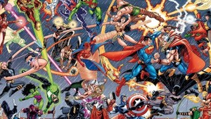 Marvel Vs Dc 600x300