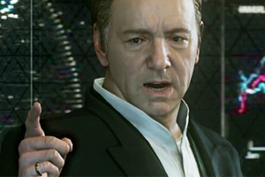 Call Of Duty Advanced Warfare Kevin Spacey Point