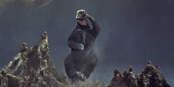 Image result for godzilla dance