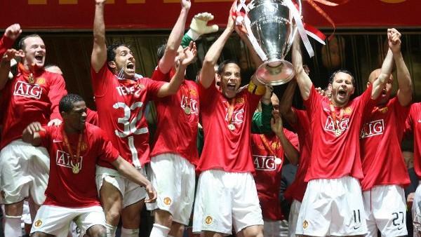 Man Utd Champions League