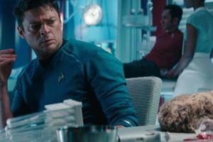 Star Trek Into Darkness Tribble