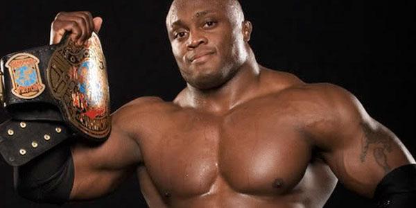 Bobby lashley amateur wrestling