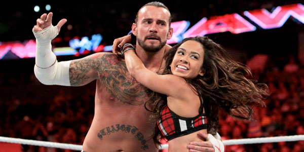 AJ Lee Set For WWE Return After CM Punk Wedding