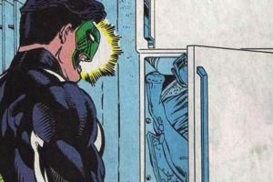 Green Lantern Rayner Fridge