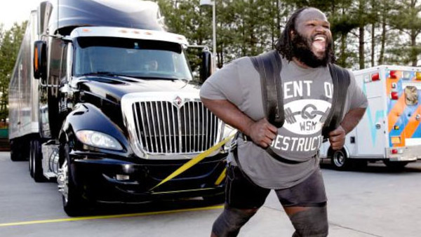 Mark Henry Strength