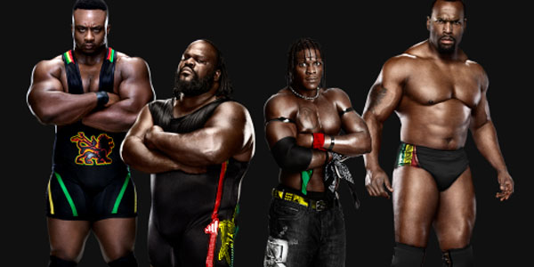 Nation of domination wwe