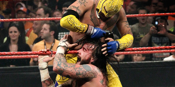 CM Punk Wants Rey Mysterio To Shave Seth Rollins' Head At WWE Summerslam 2