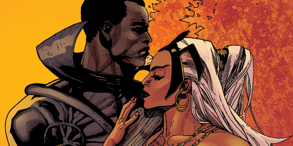 STORM AND BLACK PANTHER FOUND NEW BELIEFS AS A COUPLE