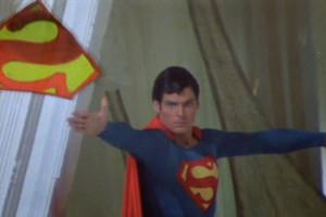 Superman 2 logo throw