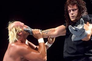 The Undertaker Vs Hulk Hogan 1991