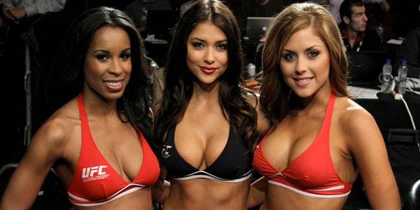10 Sexiest UFC Octagon GirlsUfc Round Girls