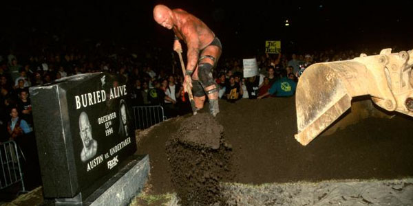 WWE 1998 PPVs From Worst To Best – Page 2 Wwe Undertaker Vs Kane Buried Alive Match