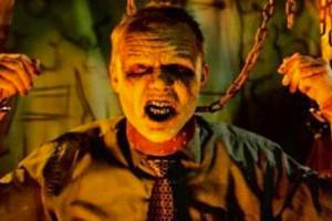 Simon Pegg Zombie