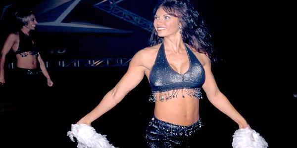 WCW's Kimberly Page