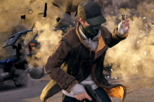 Watch Dogs Explosion