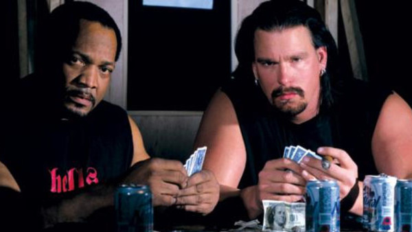 Shawn Michaels euro title