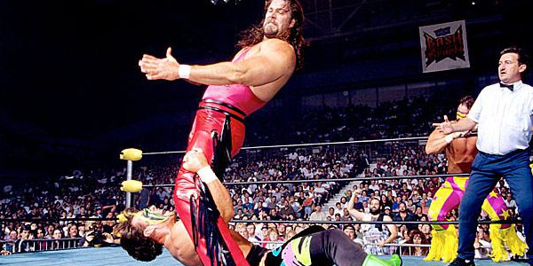 20 Best Matches In WCW History